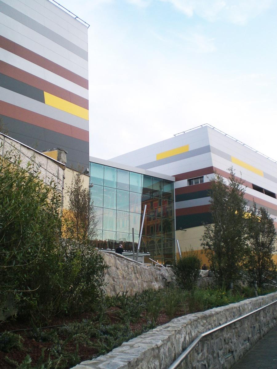 Le Terrazze Shopping Centre - BMS Progetti