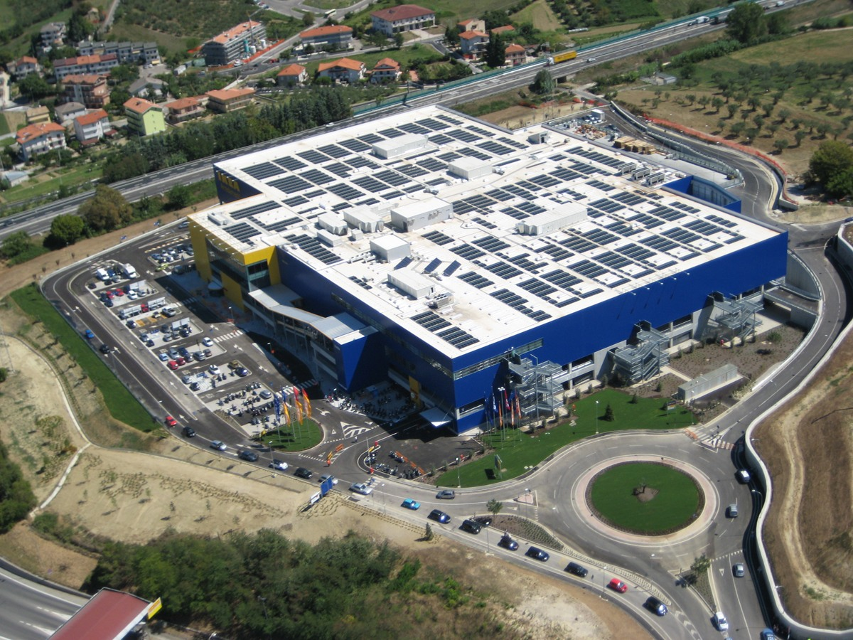 Ikea Store Chieti Bms Progetti
