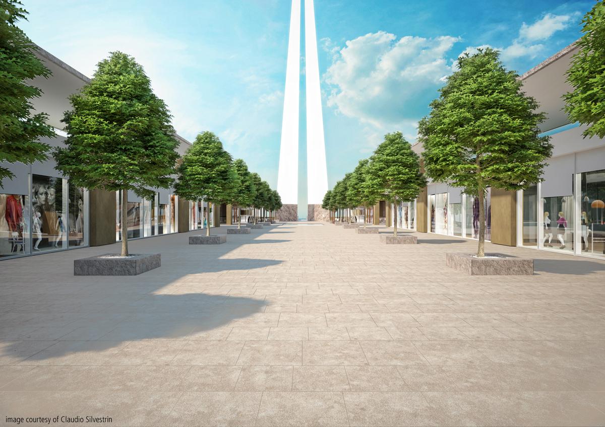 Torino outlet village bms progetti - Mobilificio settimo torinese ...