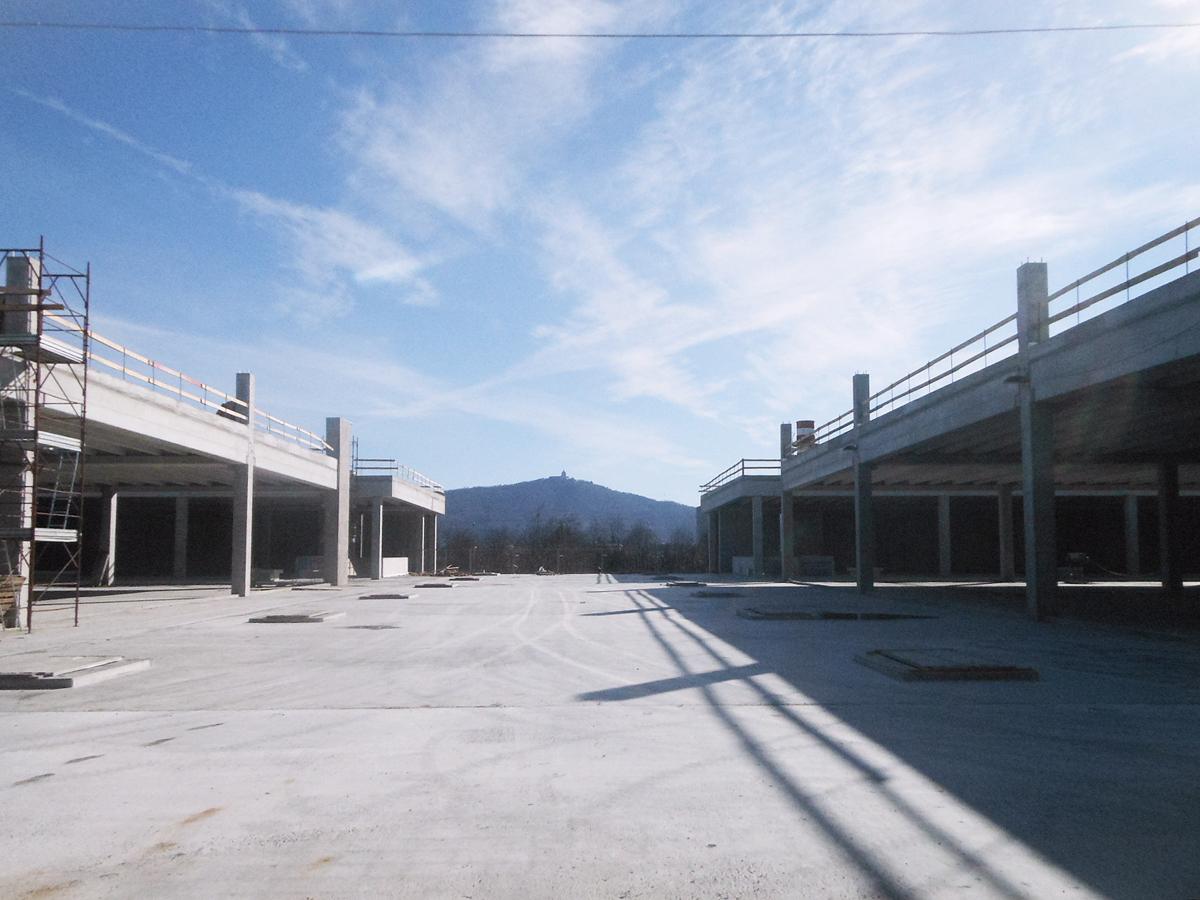 Torino Outlet Village - BMS Progetti