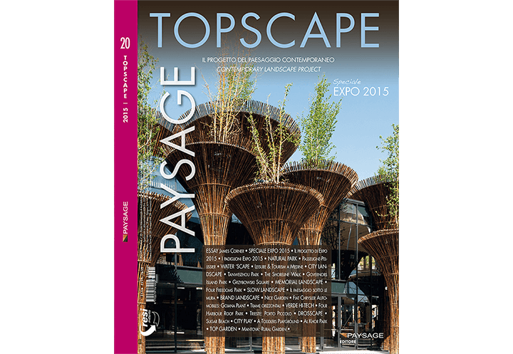 EXPO 2015 Padiglione Vietnam – Topscape Paysage