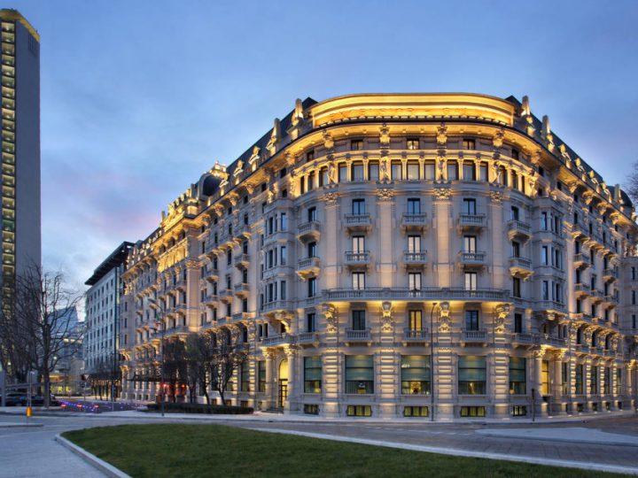 L'Excelsior Hotel Gallia rinasce a Milano
