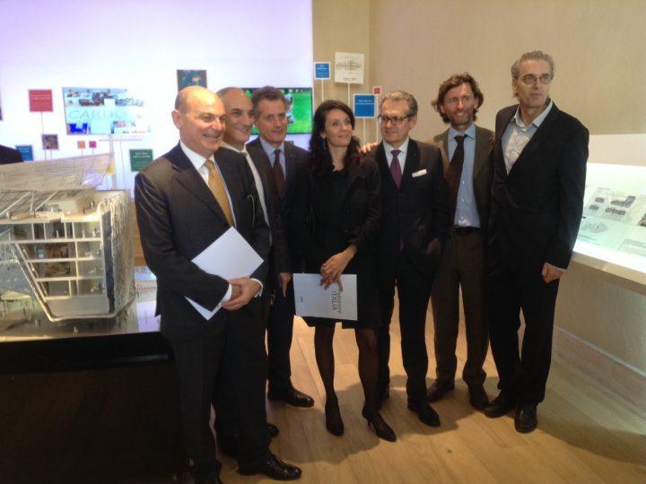 EXPO 2015 Padiglione Italia – Il team di progetto: Nemesi&Partners, Proger e BMS Progetti
