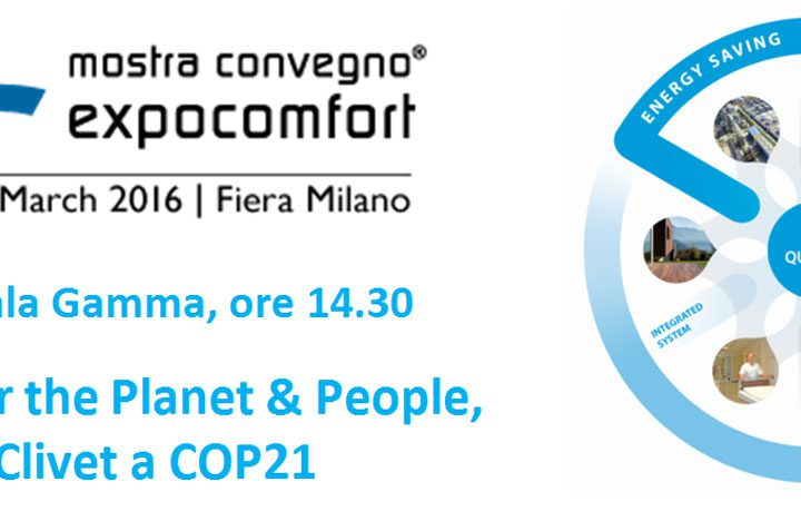 Comfort for the planet & people