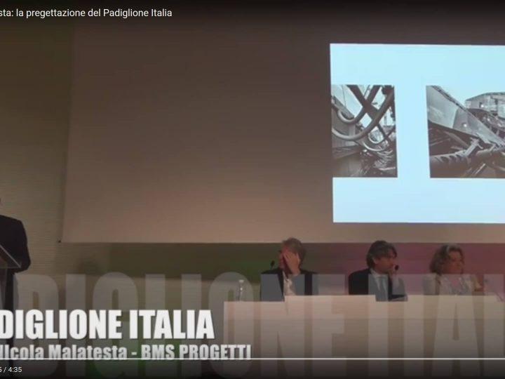 Designing Padiglione Italia