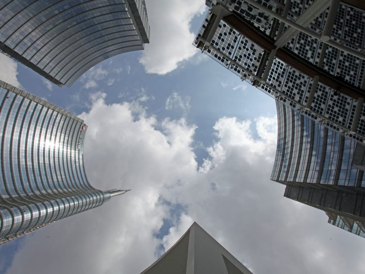 Tall Buildings: the challenge of Milano Porta Nuova