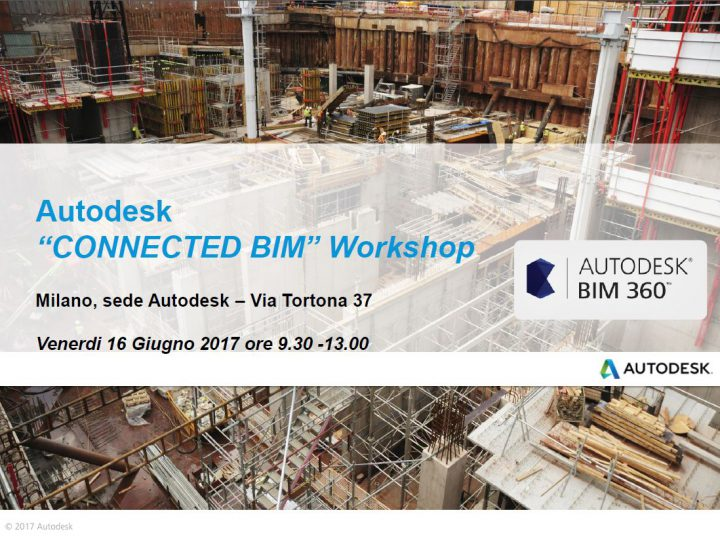 Autodesk Connected BIM Workshop