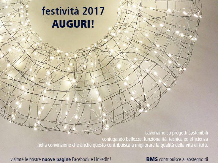 Festività 2017: Auguri!