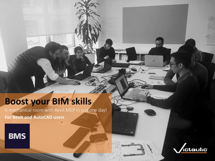Boost your BIM skills – Victaulic